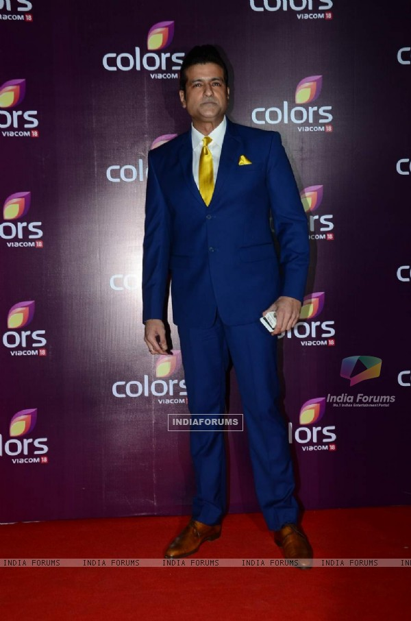 Armaan Kohli at Color's Party