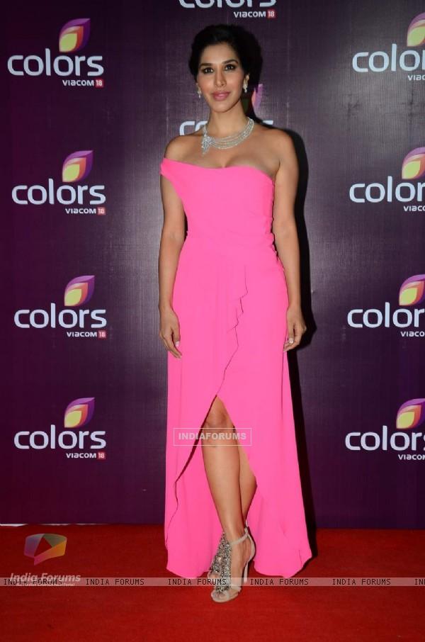Sophie Choudry at Color's Party