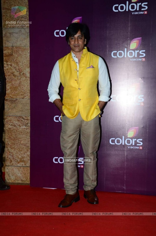 Rajev Paul at Color's Party