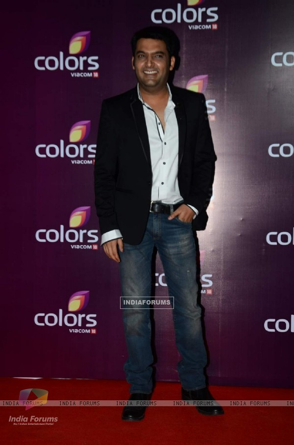 Kapil Sharma at Color's Party