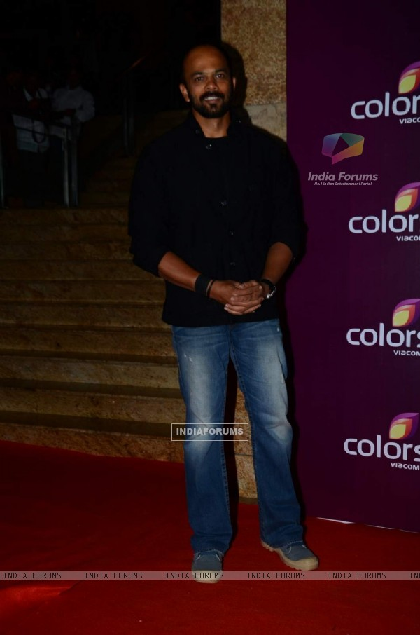 Rohit Shetty at Color's Party