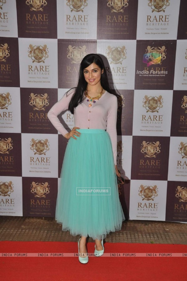 Divya Khosla snapped at Rare heritage