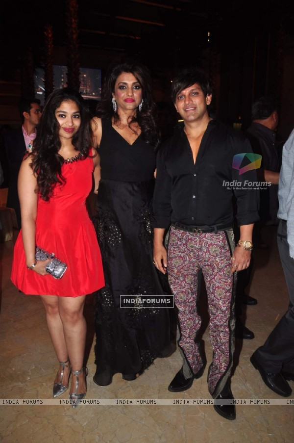 Yash Birla at Lorenzo Quinn Launch