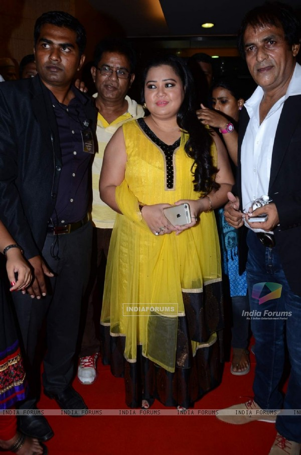 Bharti Singh at Dadasaheb Phalke Film Foundation Award