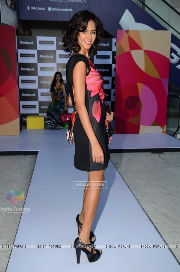 Launch of Desigual Shop in Mumbai