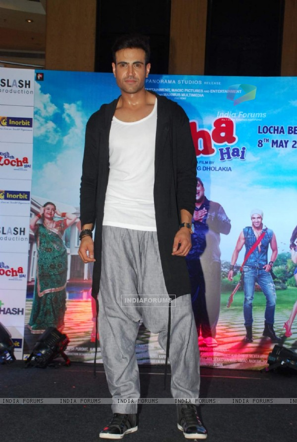 Navdeep Chhabra at Promotions of Kuch Kuch Locha Hai