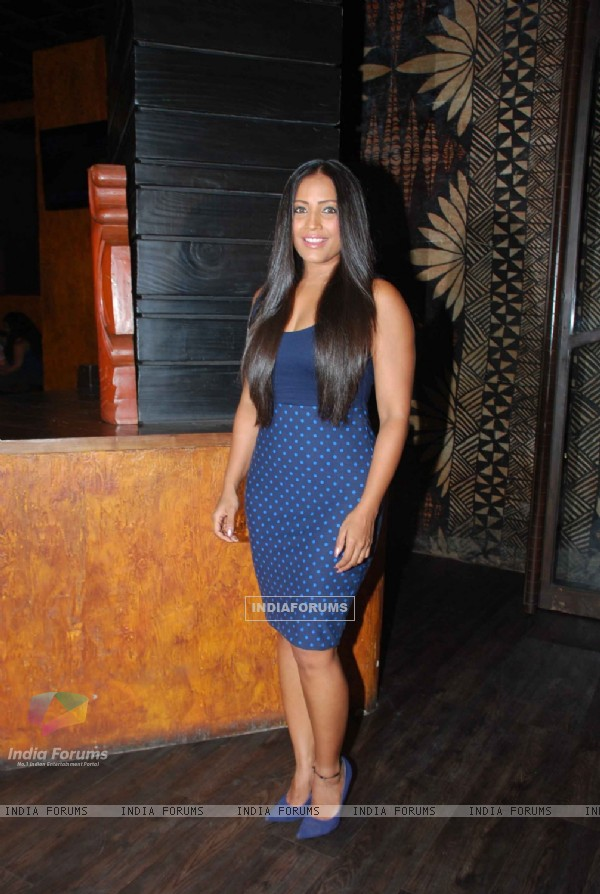 Meghna Naidu ay the Second Edition of India Dance Week