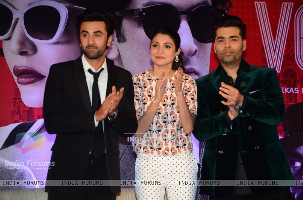 2nd Trailer Launch of Bombay Velvet