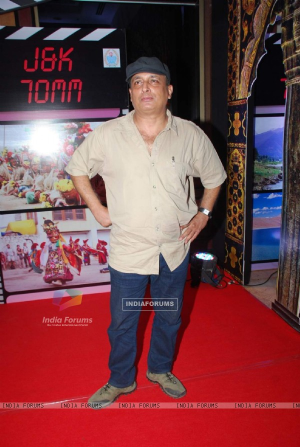 Piyush Mishra at J & K Bash