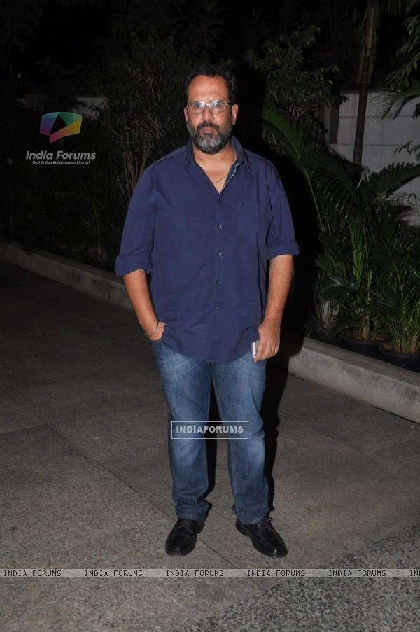 Anand L Rai at Priyanka and Kangana's Bash for Winning National Awards