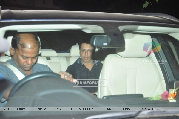 Madhur Bhandarkar at Special Screening of Piku