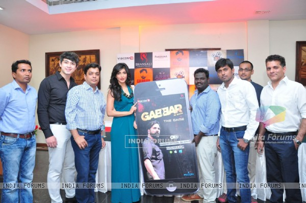 Shruthi Hassan Launches Gabbar Game at Ramoji Film City
