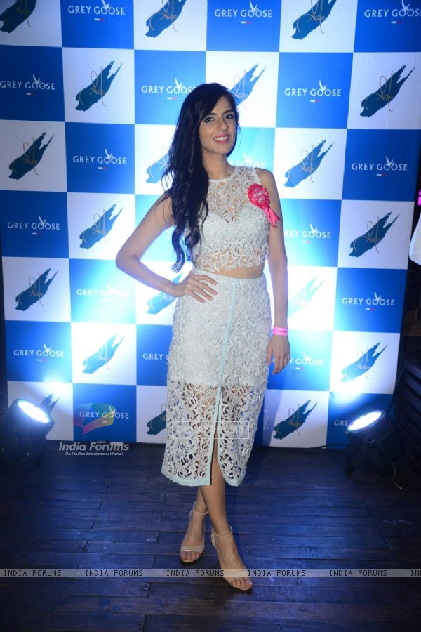 Nishka Lulla at Grey Goose Cabana Couture Launch