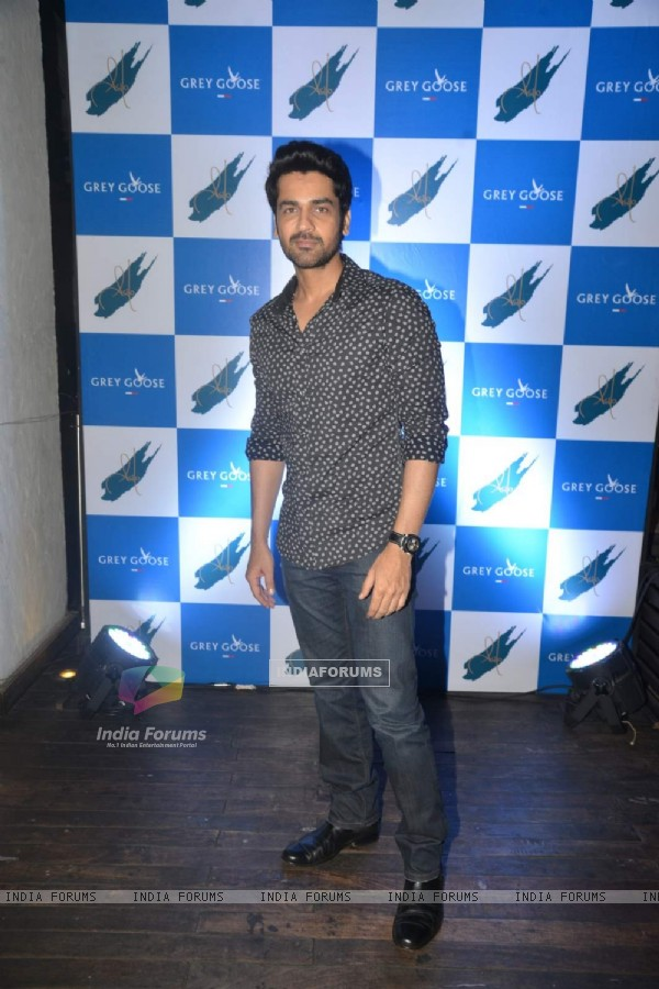 Arjan Bajwa at Grey Goose Cabana Couture Launch