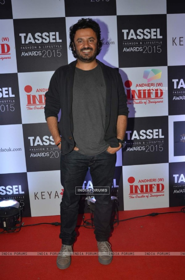 Vikas Bahl at Tassel Fashion & Lifestyle Awards 2015
