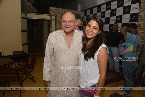 Manoj Joshi at Special Screening of Rann