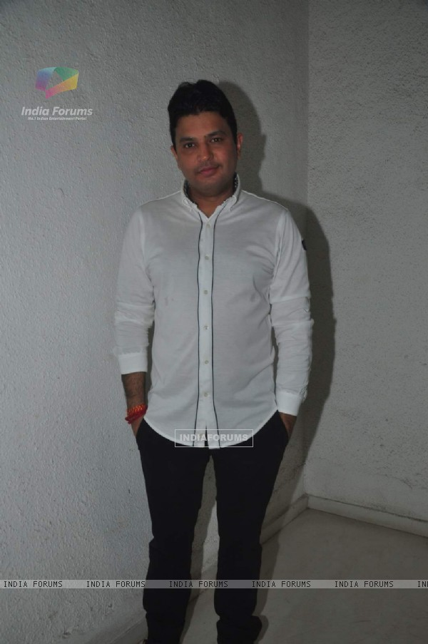 Bhushan Kumar at Promotions of Zindagi Aa Raha Hu Main