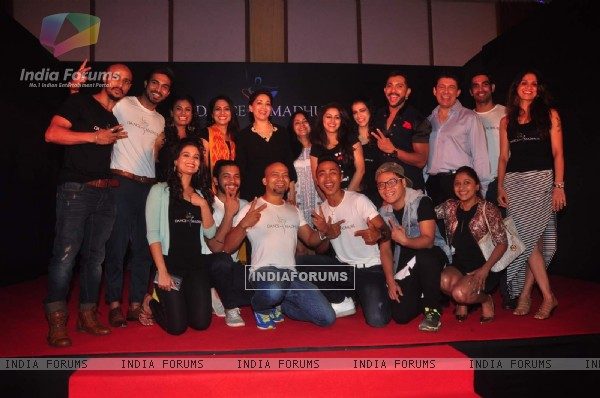 Launch of Dance with Madhuri