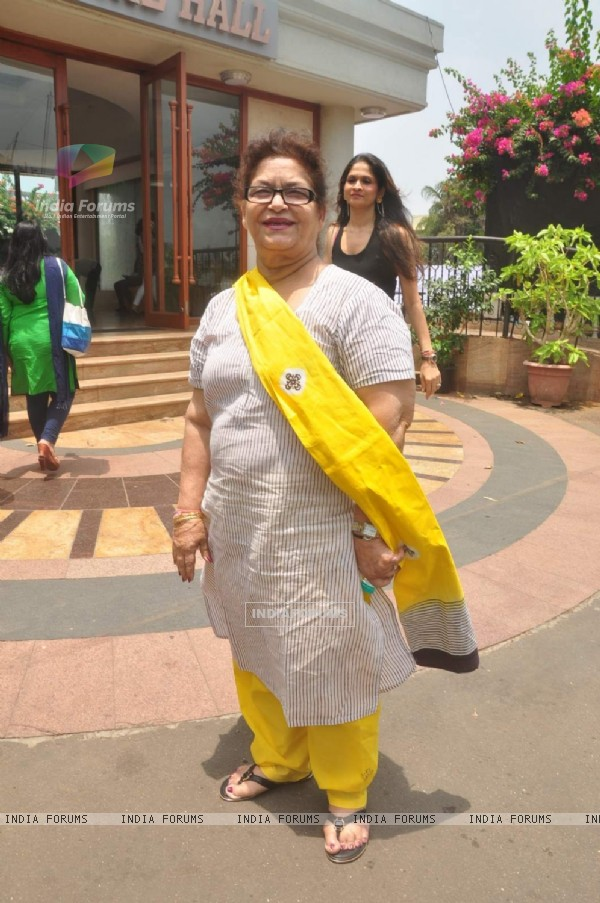Saroj Khan at Launch of Dance with Madhuri
