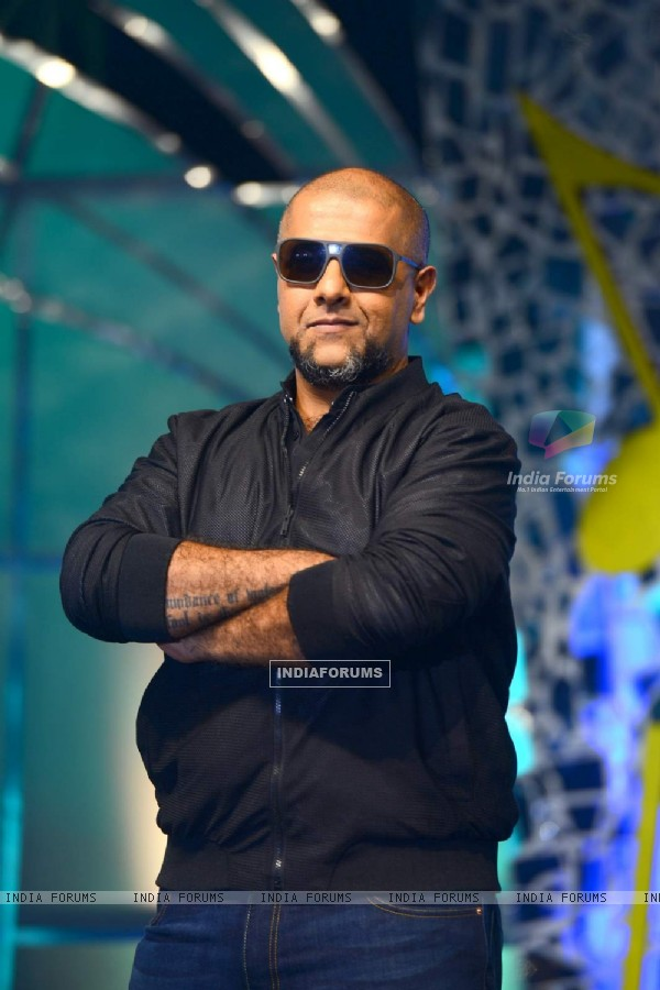 Vishal Dadlani at Launch of Sony TV Indian Idol Junior Season 2