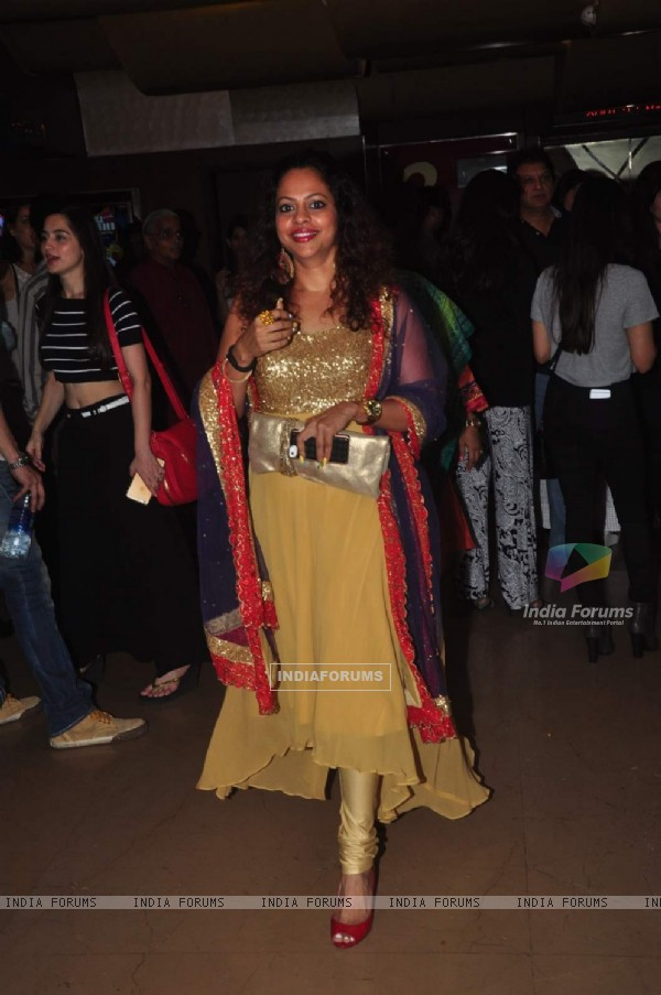 Screening of Tanu Weds Manu Returns