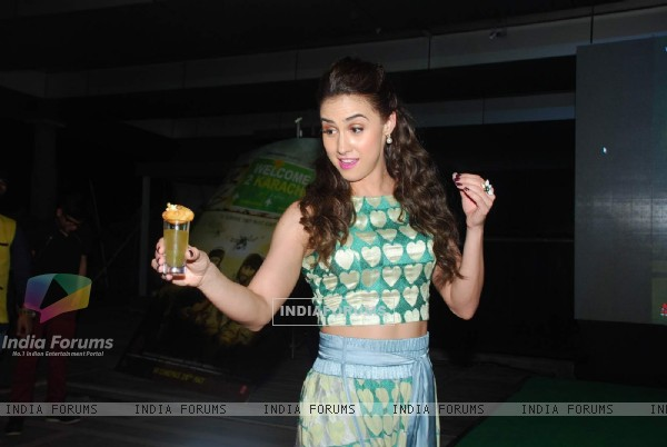 Vodka With Pani Puri - Music Launch of Welcome 2 Karachi