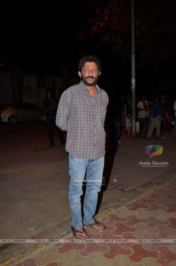 Nishikant Kamat at Mukesh Chhabra's Birthday Bash