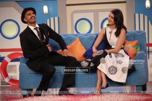 Promotions of Dil Dhadakne Do on Comedy Nights with Kapil