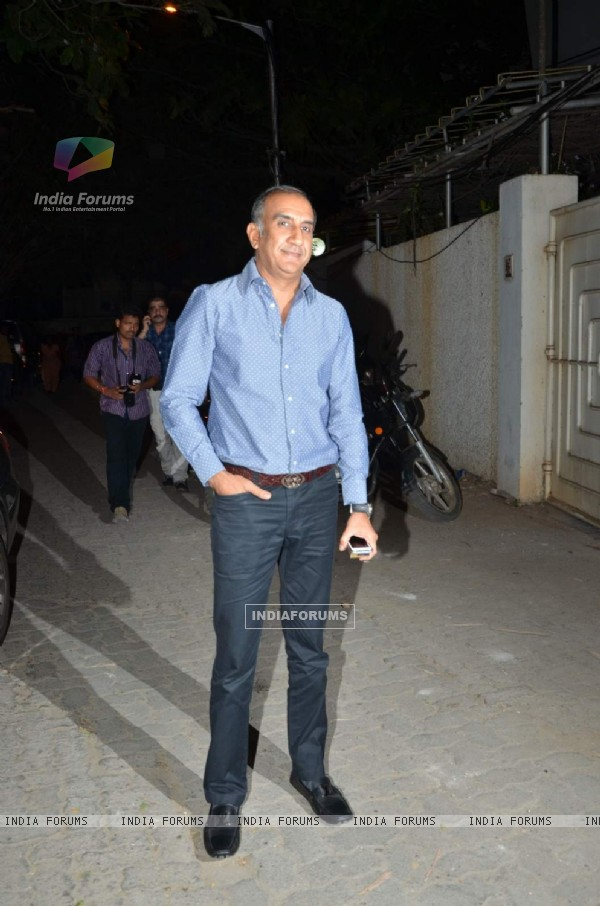 Milan Luthria at Tanu Weds Manu Returns Success Bash