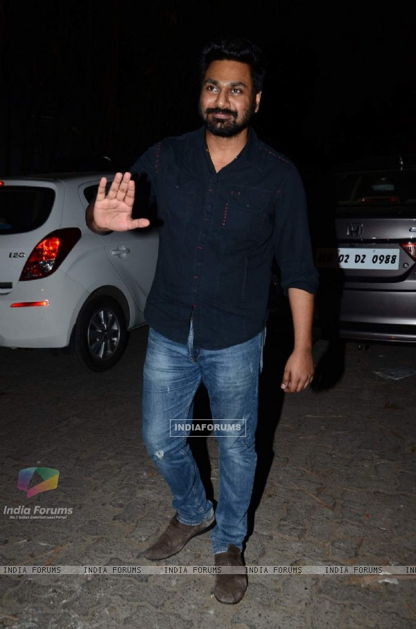 Mithoon at Special Screenings of Hamari Adhuri Kahani