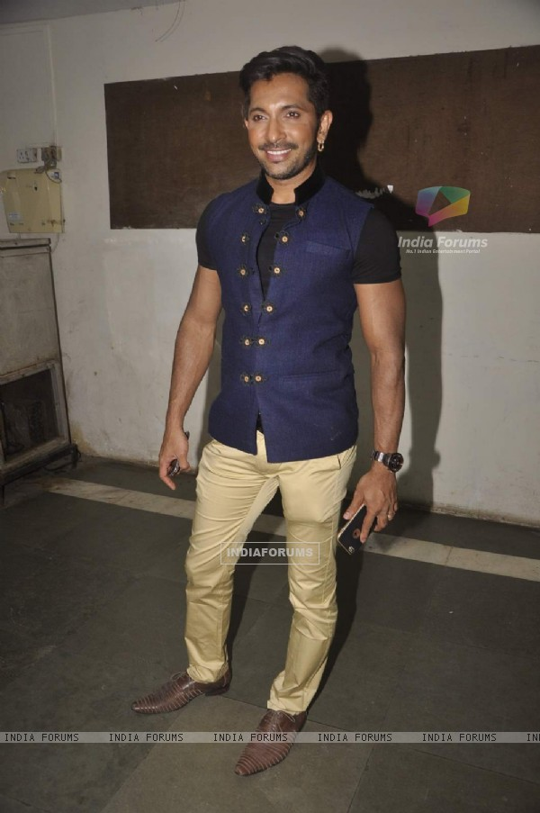 Terence Lewis at Munisha Khatwani's Debut Play