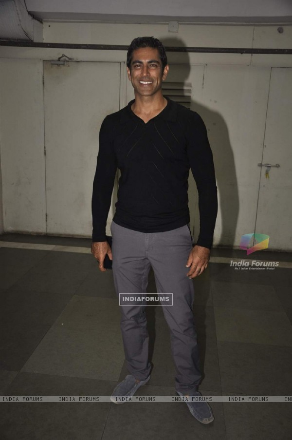Tarun Khanna at Munisha Khatwani's Debut Play