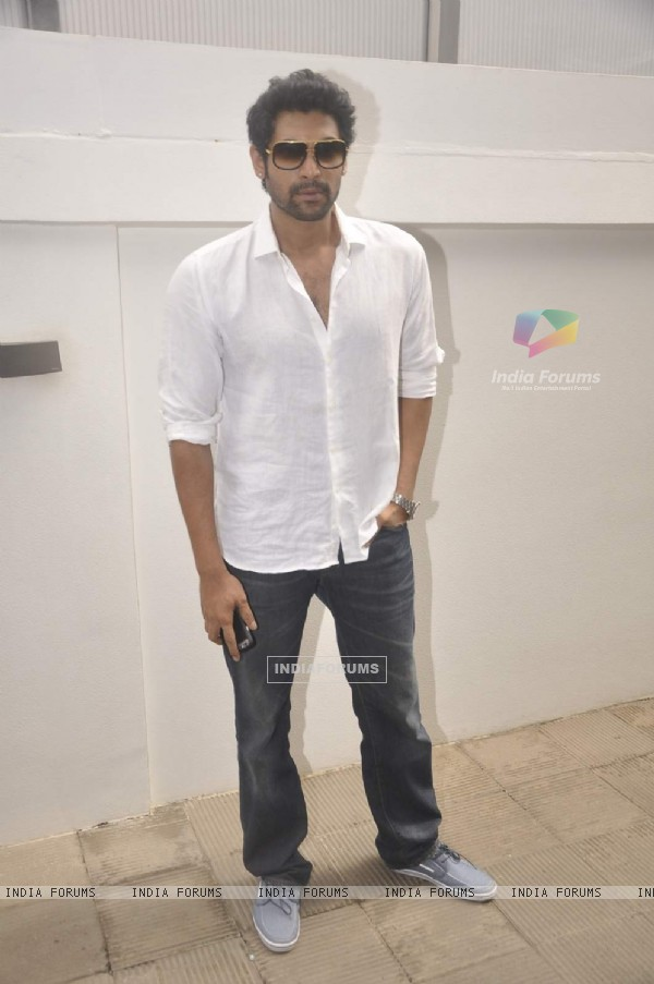 Rana Daggubati at Nishka Lulla's Party