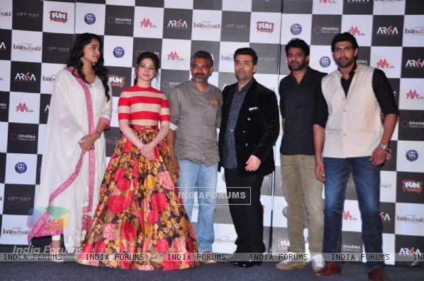 Bahubali Trailer Launch!