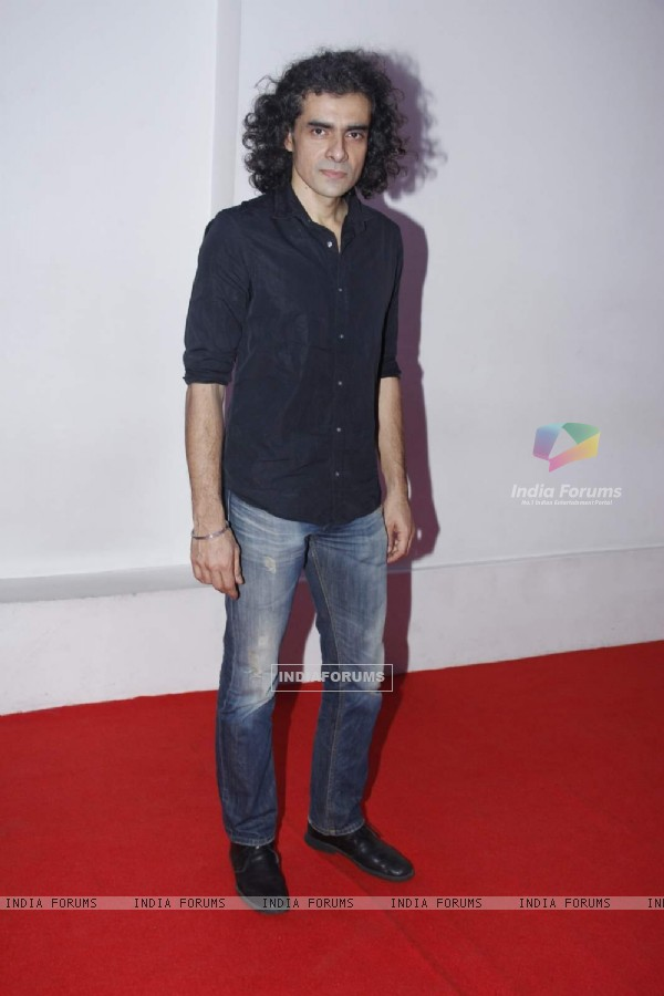 Imtiaz Ali at R. Madhavan's Birthday Bash!