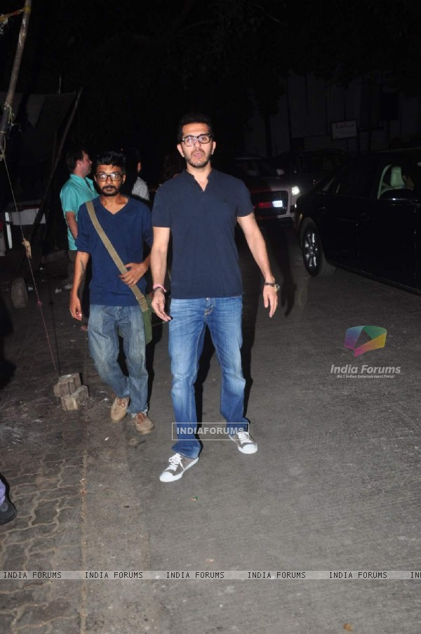 Ritesh Sidhwani at Special Screening of Dil Dhadakne Do