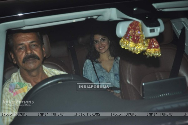 Divya Khosla Kumar at Special Screening of Dil Dhadakne Do