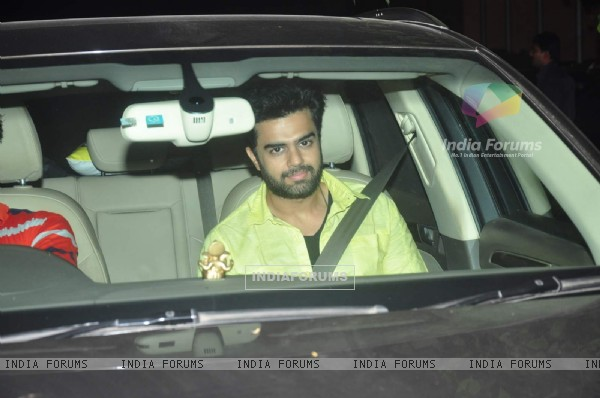 Manish Paul at Special Screening of Dil Dhadakne Do