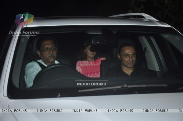 Rahul Bose at Special Screening of Dil Dhadakne Do