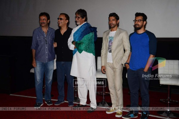 Trailer Launch of Wazir