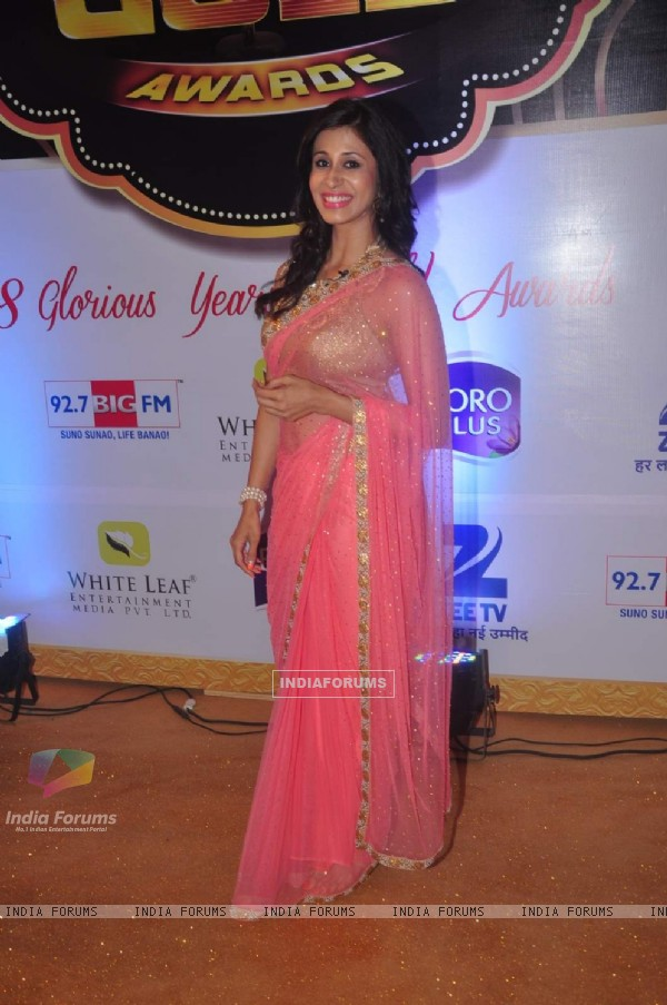 Kishwer Merchant at Gold Awards