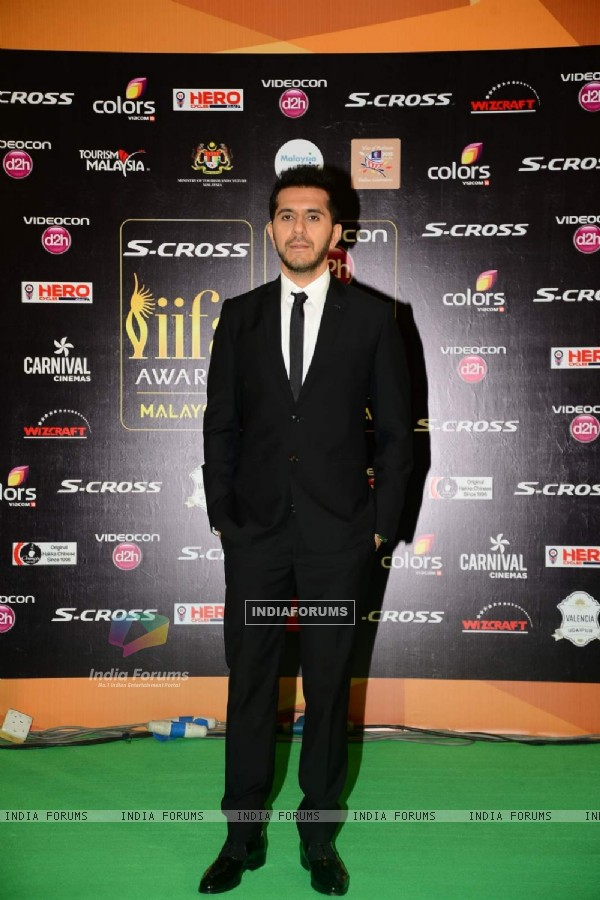 Ritesh Sidhwani at IIFA Awards