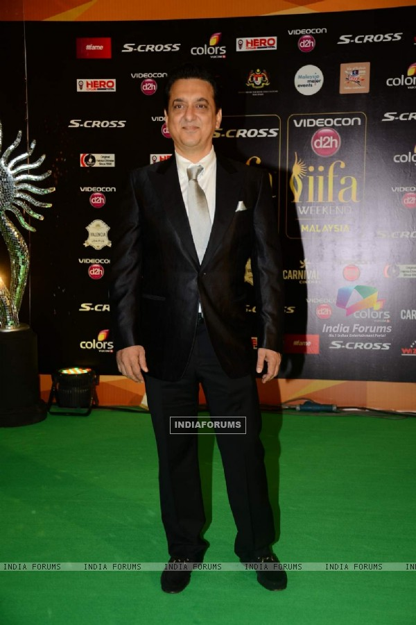 Sajid Nadiadwala at IIFA Awards