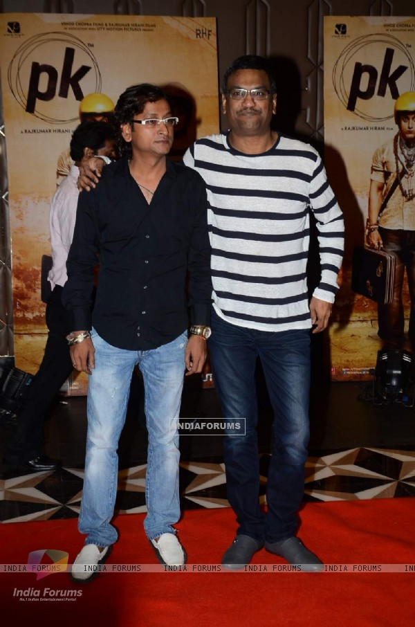 Ajay - Atul at Success Bash of PK