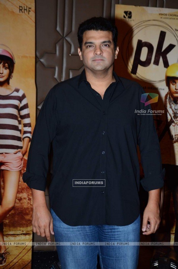 Siddharth Roy Kapur at Success Bash of PK