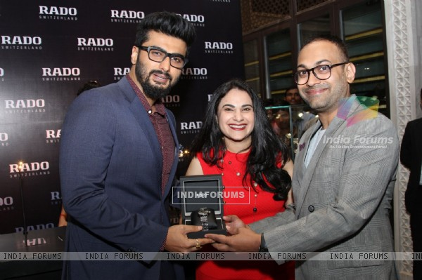 Arjun Kapoor at GQ India Best-Dressed Men in India 2015