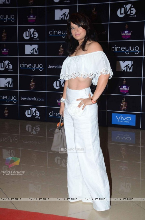 Arzoo Govitrikar at MTV Bollyland
