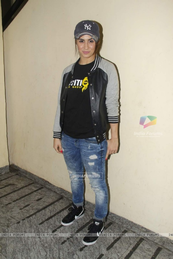Lauren Gottlieb was at the Special Screening of ABCD 2