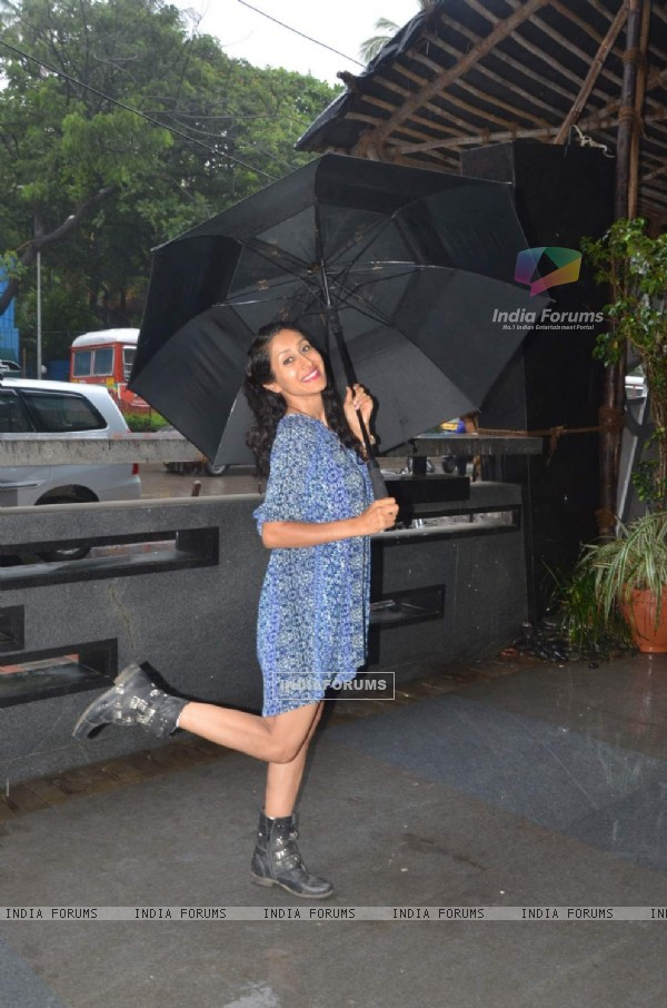 Teejay Sidhu at Amy Billimoria's Auditions