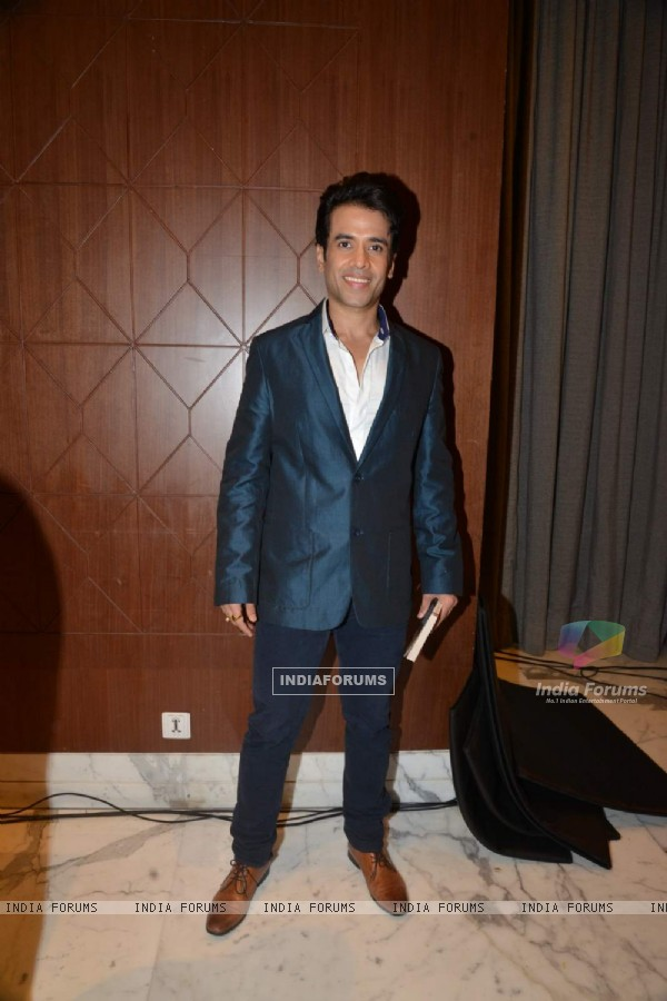 Tusshar Kapoor at Payal Gidwani's Book Launch!